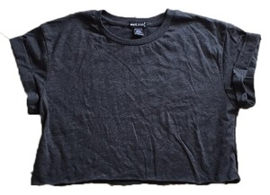 Wet Seal T Shirt Dark Gray