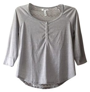Aéropostale Top Gray