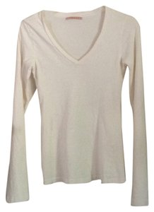 Velvet by Graham & Spencer T Shirt Cream