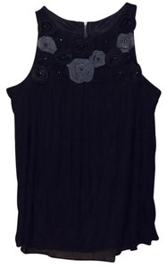 Saks Fifth Avenue Top Black