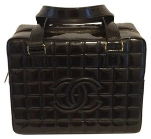 Chanel Chocolate Bar Satchel in Brown