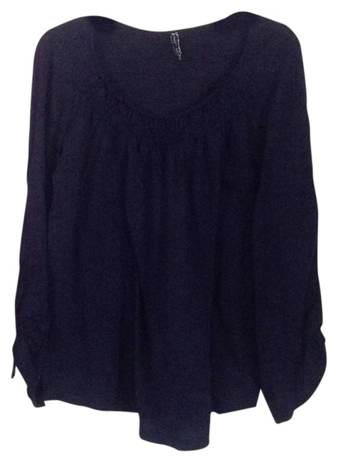 Preload https://item5.tradesy.com/images/free-people-blue-tee-shirt-size-10-m-5288119-0-0.jpg?width=400&height=650