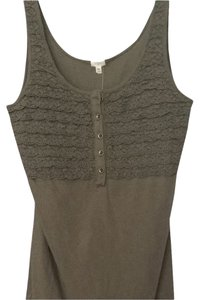 J.Crew Top Olive Green