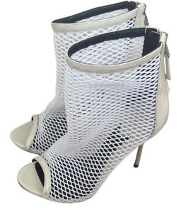 Brian Atwood White Boots