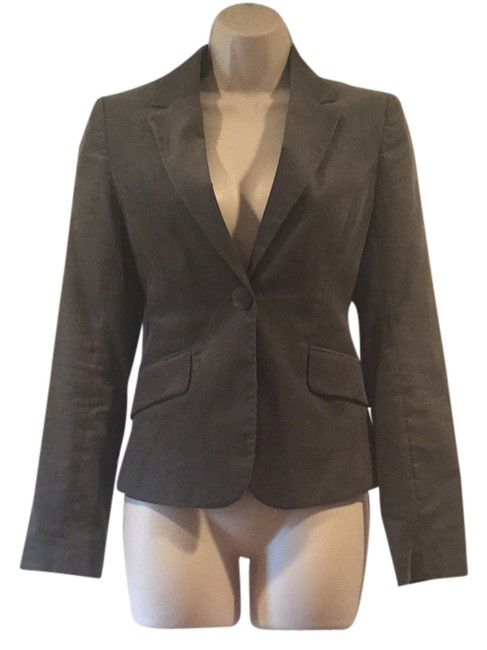Preload https://item3.tradesy.com/images/h-and-m-grey-corduroy-jacket-pant-suit-size-4-s-5288917-0-0.jpg?width=400&height=650