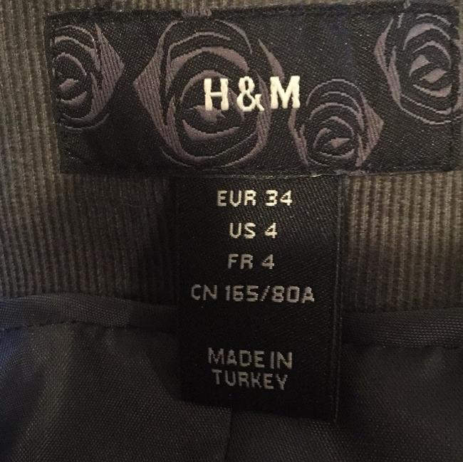 H&M Grey Corduroy Jacket