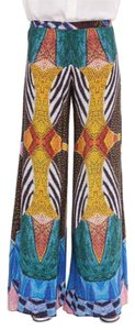 Alexis Wide Leg Pants Multi color