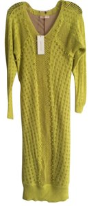 yellow Maxi Dress by Rebecca Taylor