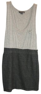 Other short dress Light Gray/Dark Gray on Tradesy