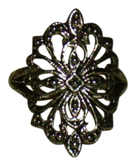 Other Silvery Ring
