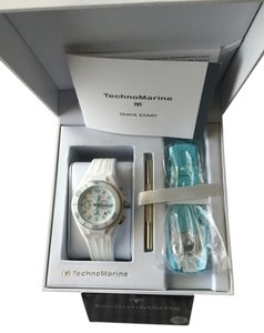 TechnoMarine TechnoMarine Cruise Vision II White/Blue