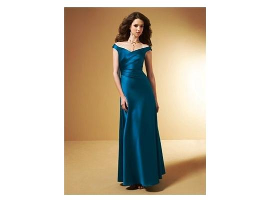 Alfred Angelo Green 7050 Dress