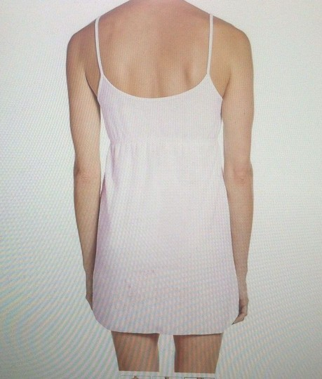 Juicy Couture JUICY COUTURE NWT WHITE BABYDOLL CHEMISE (SMALL)