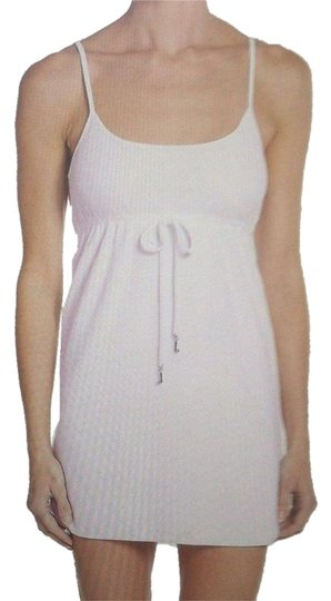 Preload https://item1.tradesy.com/images/juicy-couture-white-babydoll-chemise-medium-5290630-0-0.jpg?width=440&height=440