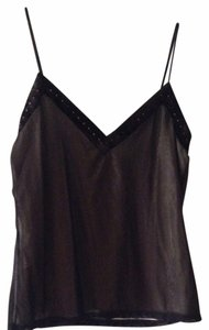 Hugo Boss Copper Beaded Top Black