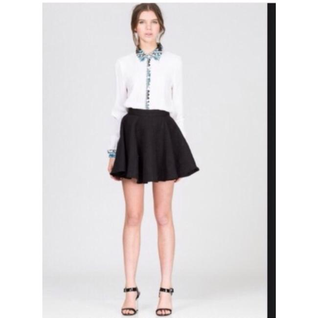 Finders Keepers Button Down Shirt White