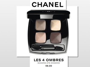 Chanel AUTHENTIC CHANEL LES 4 OMBRES QUADRA EYE SHADOW IN 42 SEDUCTION
