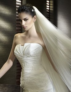 St. Patrick Coctel Wedding Dress