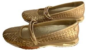 Cole Haan Gold Athletic