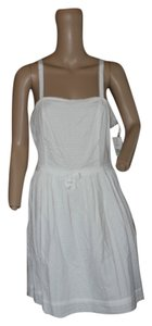 Tommy Hilfiger short dress white on Tradesy