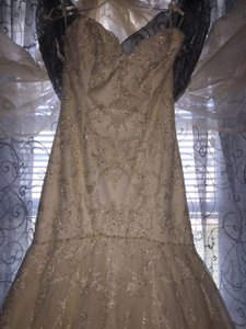 Lazaro 3804 Wedding Dress