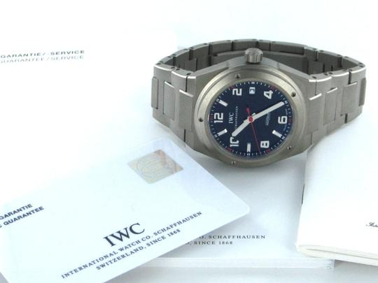 IWC IWC SCHAFFHAUSEN WATCH INGENIEUR NEW BOX PAPERS MADE FOR MERCEDES AMG EXCLUSIVE