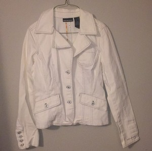 DKNY Off-white Blazer