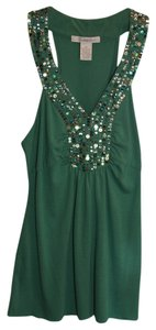 Charlotte Russe Top Green