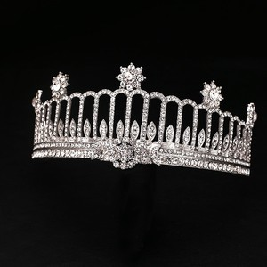 Column Star 18-kt Gold Plated Tiara