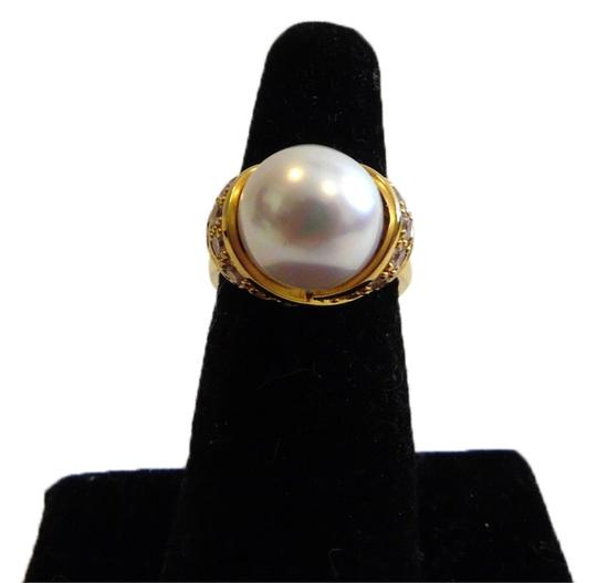 Preload https://item2.tradesy.com/images/pearlfection-925vermeil-classic-white-faux-south-sea-pearl-7-ring-5293351-0-0.jpg?width=440&height=440