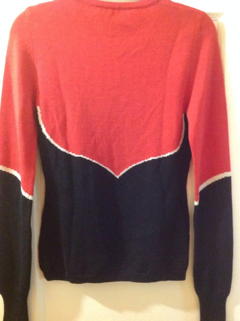 VIKTOR & ROLF Intarsia Rose Design Made In Italy Sweater
