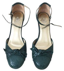 Rebecca Taylor Green Wedges