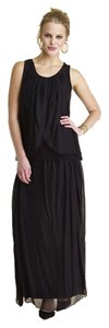 Luna Luz Maxi Skirt black