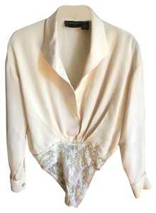 Donna Karan Top cream