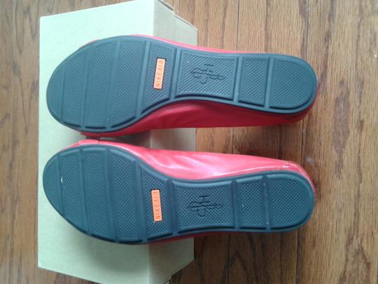 Cole Haan Tango Red / Patent Flats
