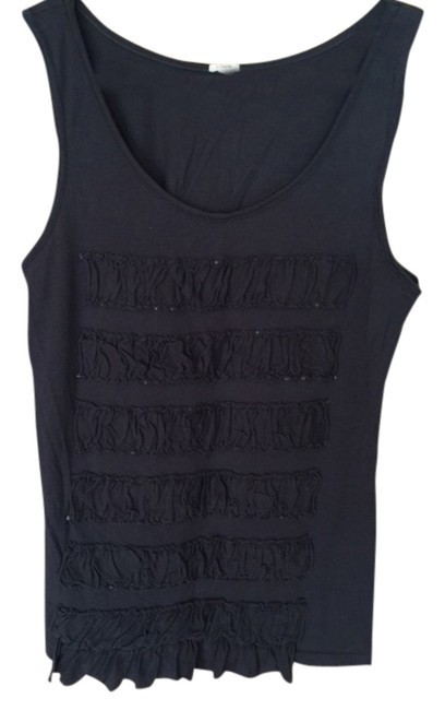 Preload https://item4.tradesy.com/images/jcrew-black-front-ruffle-tank-topcami-size-4-s-5295433-0-0.jpg?width=400&height=650