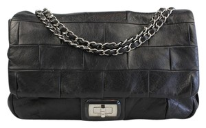 Chanel Timeless Reissue Flap Lambskin Shoulder Bag