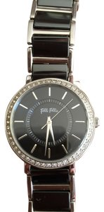 Folli Follie Folli Follie women watch in black chain link