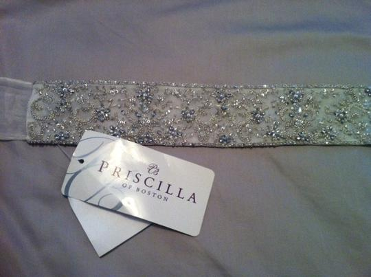 Preload https://item5.tradesy.com/images/ivoryunknown-priscilla-of-boston-satin-faced-organza-bead-sash-52969-0-0.jpg?width=440&height=440