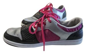 Creative Recreation Black Pink Silver Athletic