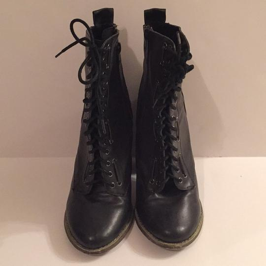 Urban Outfitters Blac Boots