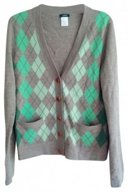 Preload https://item5.tradesy.com/images/jcrew-brown-argyle-cardigan-with-wood-buttons-sweaterpullover-size-6-s-5299-0-0.jpg?width=400&height=650