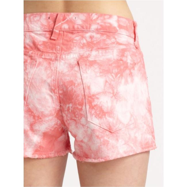 Elizabeth and James Cut Off Shorts Pink
