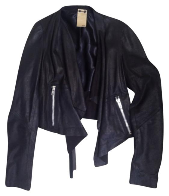 Preload https://item5.tradesy.com/images/black-leather-jacket-size-4-s-5299399-0-1.jpg?width=400&height=650