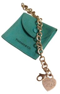 Tiffany & Co. Tiffany Heart Tag Bracelet 7'