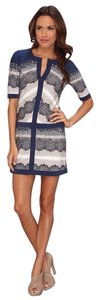 BCBGMAXAZRIA short dress Ink Bcbg Shirt on Tradesy