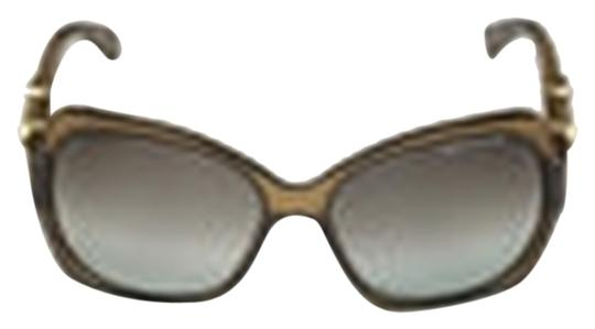 Marc Jacobs Marc Jacobs Mosaic Brown Sunglasses with Precious Stones Image 1
