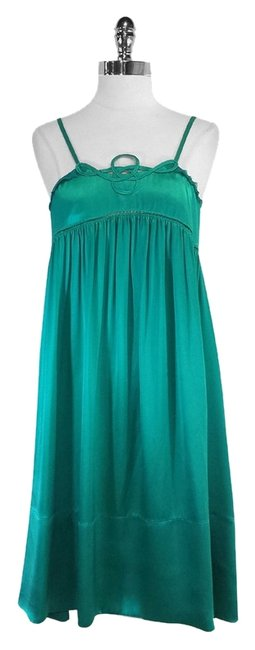 Preload https://item1.tradesy.com/images/see-by-chloe-teal-silk-spaghetti-strap-high-low-short-casual-dress-size-6-s-5300335-0-0.jpg?width=400&height=650