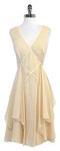 Zac Posen short dress Polka Dot Sleeveless on Tradesy