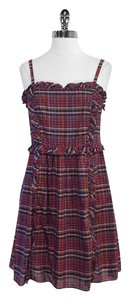 Marc by Marc Jacobs short dress Plaid Spaghetti Strap on Tradesy
